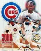 Sammy Sosa Limited Edition 20 Hrs. 1 Month 8X10 Photo