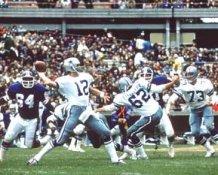 Roger Staubach Dallas Cowboys 8X10 Photo