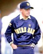 Lou Holtz Notre Dame Coach 8X10 Photo