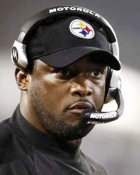 Mike Tomlin Coach Pittsburgh Steelers 8x10 Photo  LIMITED STOCK