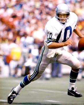 Jim Zorn Seattle Seahawks 8X10 Photo