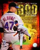 Tom Glavine 300th Win LIMITED STOCK New York Mets 8X10 Photo