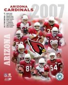 Cardinals 2007 Arizona Team 8X10 Photo