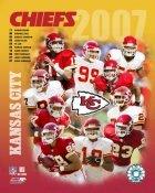 Chiefs 2007 Kansas City Team 8X10 Photo