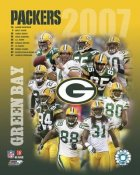 Packers 2007 Green Bay Team 8X10 Photo
