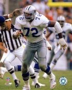 Ed Jones Too Tall Jones Dallas Cowboys SATIN 8X10 Photo