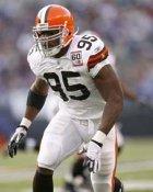 Kameron Wimbley Cleveland Browns 8X10 Photo