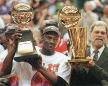 Michael Jordan - Phil Jackson Chicago Bulls 8X10 Photo LIMITED STOCK