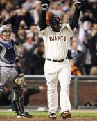 Barry Bonds 756 HR Giants 8X10 Photo