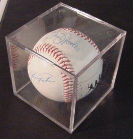 36 Baseball Squares Ball Holders (Case of 36)
