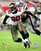 Gaines Adams Tampa Bay Bucs 8x10 Photo