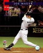 Joe Mauer LIMITED STOCK 2006 Batting Title Twins 8X10 Photo