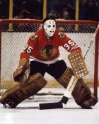 Tony Esposito Chicago Blackhawks SATIN 8x10 Photo
