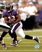 Willis McGahee LIMITED STOCK Baltimore Ravens 8X10 Photo