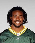 David Clowney Green Bay Packers 8X10 Photo