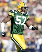 Jason Hunter Green Bay Packers 8X10 Photo