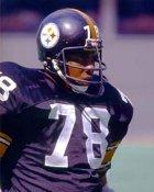 Dwight White Pittsburgh Steelers 8x10 Photo
