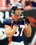 Ed McCaffrey Denver Broncos 8X10 Photo