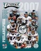 Eagles 2007 Philadelphia Team 8x10 Photo