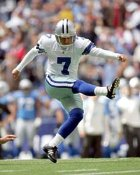 Martin Gramatica Dallas Cowboys 8X10 Photo