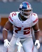 Osi Umenyiora New York Giants 8X10 Photo
