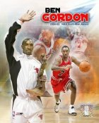 Ben Gordon 2004-05 6th Man Bulls 8X10 Photo LIMITED STOCK