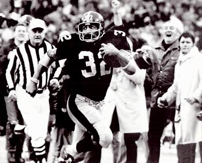 Franco Harris Immaculate Reception Pittsburgh Steelers 8x10 Photo