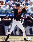 Steve Finley San Francisco Giants 8X10 Photo