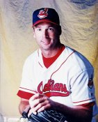 Chuck Finley Cleveland Indians 8X10 Photo