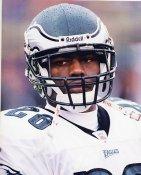 Correll Buckhalter Eagles 8X10 Photo