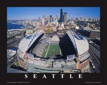A1 Quest Stadium Aerial Seattle Seahawks 8x10 Photo