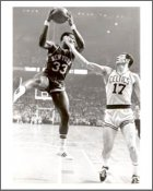 John Havlicek & Cazzie Russell 8X10 Photo LIMITED STOCK