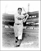 Gil Hodges Brooklyn Dodgers 8X10 Photo