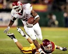 Darren Mcfadden Arkansas 8X10 Photo