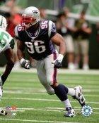 Adalius Thomas New England Patriots 8X10 Photo