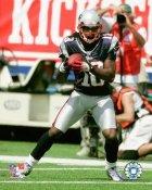 Donte Stallworth New England Patriots 8X10 Photo