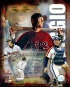 Craig Biggio Legends Houston Astros 8X10 Photo