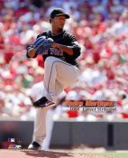 Pedro Martinez 3000th Strike Out  New York Mets 8X10 Photo