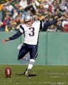 Stephen Gostkowski Patriots 8X10 Photo