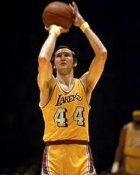 Jerry West Los Angeles Lakers Slight Corner Crease SUPER SALE 8x10 Photo
