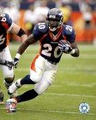 Travis Henry Denver Broncos 8X10 Photo