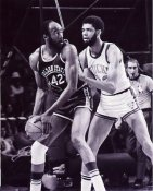 Nate Thurmond & Kareem Abdul-Jabbar 8x10 Photo LIMITED STOCK