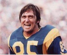 Jack Youngblood LA Rams 8X10 Photo