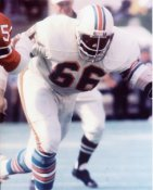 Larry Little Miami Dolphins 8X10 Photo