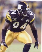 Lawrence Timmons Pittsburgh Steelers 8x10 Photo