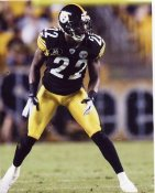 William Gay Pittsburgh Steelers 8x10 Photo