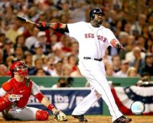 David Ortiz LIMITED STOCK 2007 ALDS HR Game 1 Sox 8x10 Photo