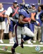 Reuben Droughns NY Giants 8X10 Photo