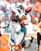 Chris Chambers Miami Dolphins 8X10 Photo (CLON)