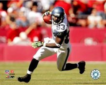 Deion Branch LIMITED STOCK Seattle Seahawks 8X10 Photo